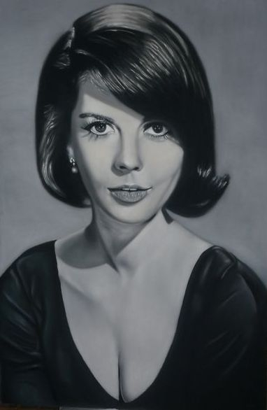 Natalie Wood by ricopainting